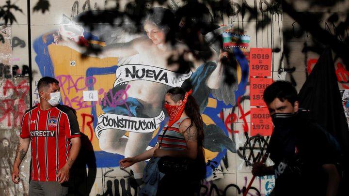 """""""En Chile se está gestando un gran cambio"""", Carlos Ruiz Encina"""