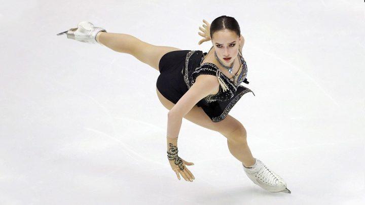 La patinadora olímpica rusa de 17 años Alina Zaguítova anuncia que se tomará un descanso tras ganar «todo lo posible»