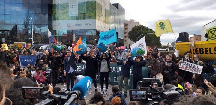 COP25. 'El mundo ha despertado ante la emergencia climática', afirma la Cumbre Social por el Clima