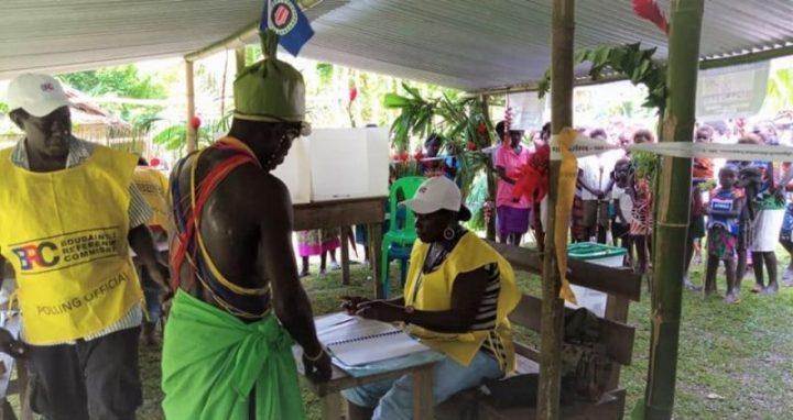 Uma nova nação no Pacífico? Bougainville vota pela independência de Papua Nova Guiné
