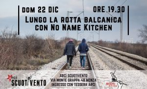 Lungo la rotta balcanica con No Name Kitchen