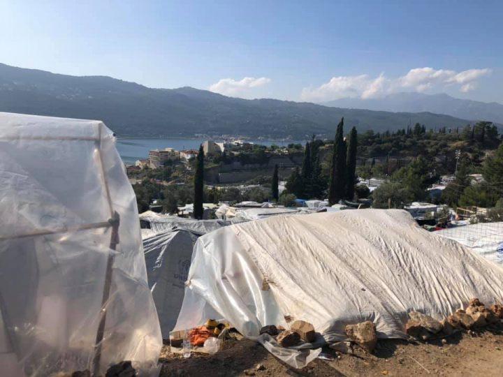 Greece: Camp Conditions Endanger Women, Girls