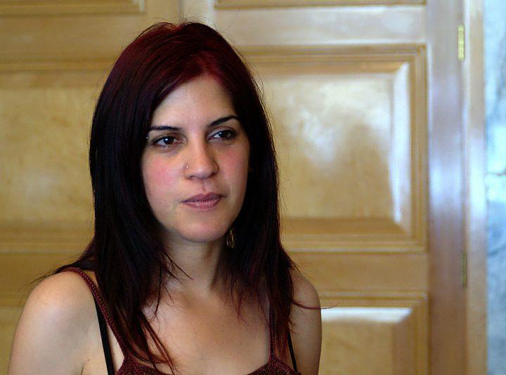 Lina Ben Mhenni, il volto della rivoluzione dei gelsomini