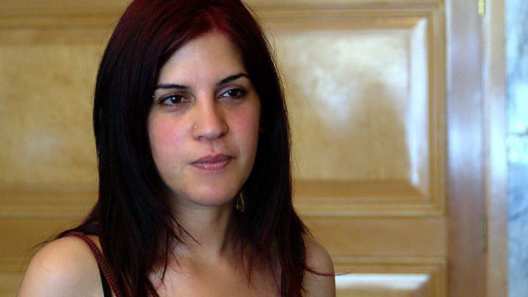 Lina Ben Mhenni, le visage de la révolution du jasmin