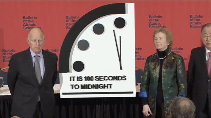 Per chi suonerà la Mezzanotte? Se non ci muoviamo è prevista fra 1 minuto e 40 secondi!