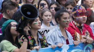 Greta Thunberg e a escola do século XXI