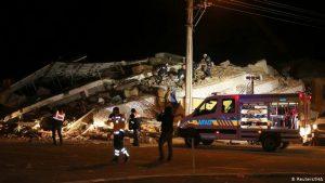 Sismo 6,5 en el este de Turquía deja al menos 14 muertos