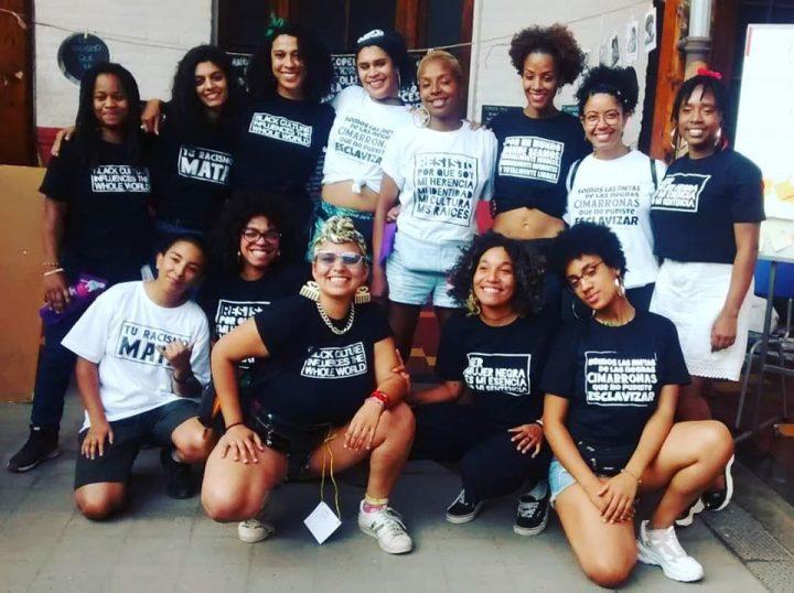 Mulheres negras no Chile