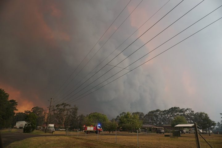 Australia's bushfires are a wake-up call: we must build a more humane economy before it's too late