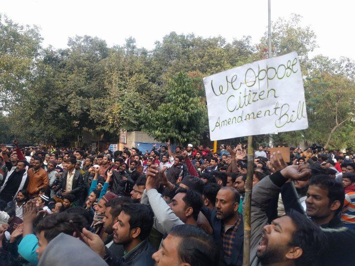 Against fascism in India: in solidarity, through care