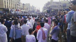Iran, scene da Ma'shour: sulla brutale repressione delle proteste in una città iraniana