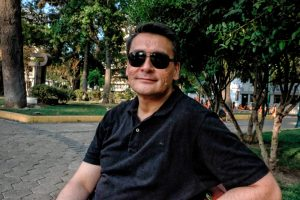 Alberto Pizarro Chanilao: «Les contaré mi papel como mapuche, político y miembro de la CONADI».
