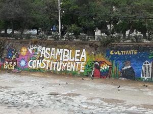 Agua: ¿anticipo de una nueva Constitución chilena?