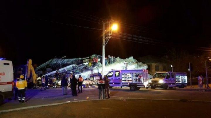 Sismo de 6,5 de magnitud dejó al menos 21 personas fallecidas en Turquía