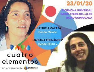 [Radio] Qué nos depara el 2020 en Centroamérica y Estados Unidos – Cuatro Elementos 23-01-2020