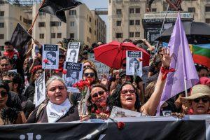 Χιλή: Φτάνει η καταστολή! Μια κραυγή μέσα στη σιωπή