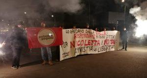 Ad un mese dall'arresto di Nicoletta Dosio, la solidarietà non si ferma