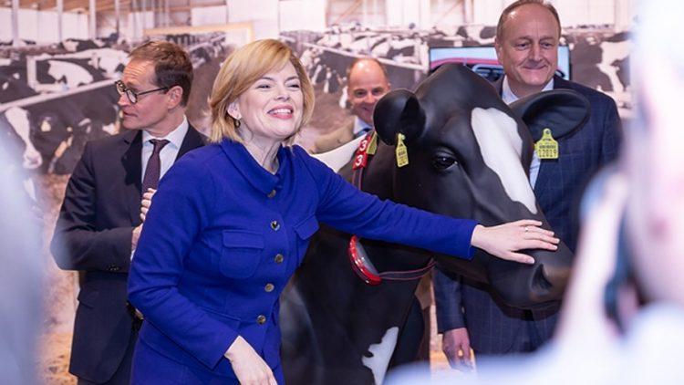 Julia Klöckner Ministerin für Verbraucherbashing