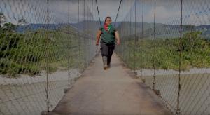 Mujeres que luchan por la justicia feminista y climática (Ecuador).