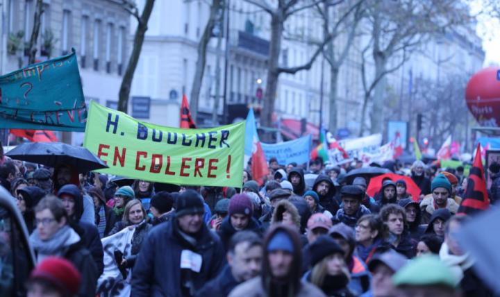 França: Com ferroviários paralisados, greve contra reforma da previdência chega a 29º dia consecutivo