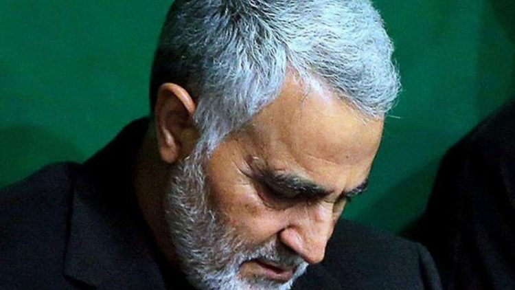 Il generale Quassem Soleimani