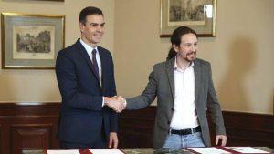 Nuevo gobierno en España, posibilidad de políticas nuevas