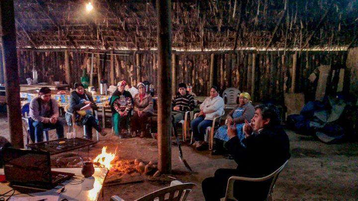 Consulta indigena: operiamo per una rivendicazione politica