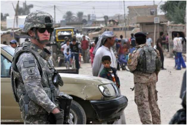 """Is Iraq Now a Virtual """"US-Occupied Territory""""?"""