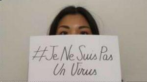#JeNeSuisPasUnVirus, campagna social contro i pregiudizi dalla Francia