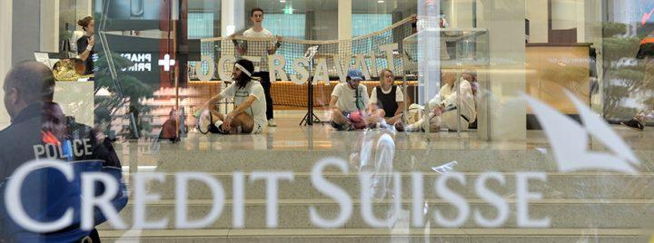 #RogerForClimate: Kritik gegen Credit Suisse und den Finanzplatz