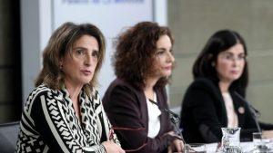 Reacciones a la declaración de Emergencia Climática por parte del gobierno español