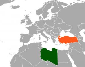 La Turchia nella guerra civile libica