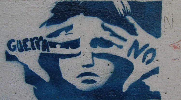 Der Weltmarsch für Frieden und Gewaltfreiheit fordert den sofortigen Stopp der militärischen Eskalation im Nahen Osten