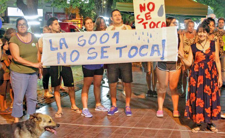 Chubut: convocan movilización contra la megaminería