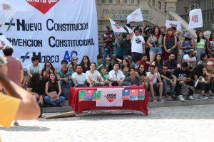 Chile, surge plataforma juvenil «Generación Constituyente»