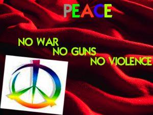 Non rassegniamoci alla guerra, non collaboriamo al male