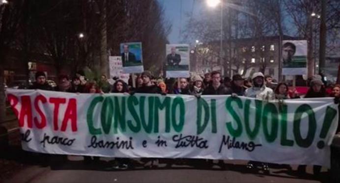 Milano, Comitato Bassini: presidio sabato 1° febbraio