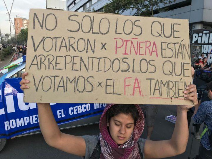 Chile: nuevos partidos políticos