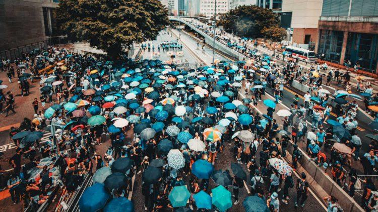 Proteste Hong Kong - Photo by Thomas Chan on Unsplash