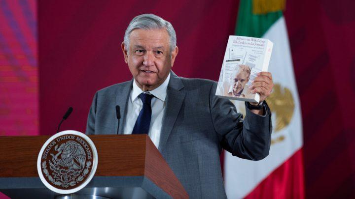 Julian Assange: Mexikos Präsident fordert Freilassung des WikiLeaks-Journalisten