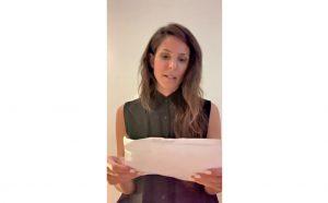 Solidaridad con la periodista Soledad Barruti: la libertad de información es un derecho humano