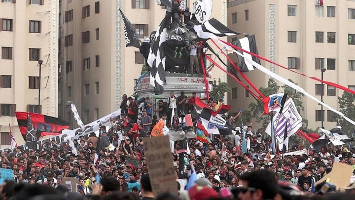 Chile, The Revolution of The Indignados