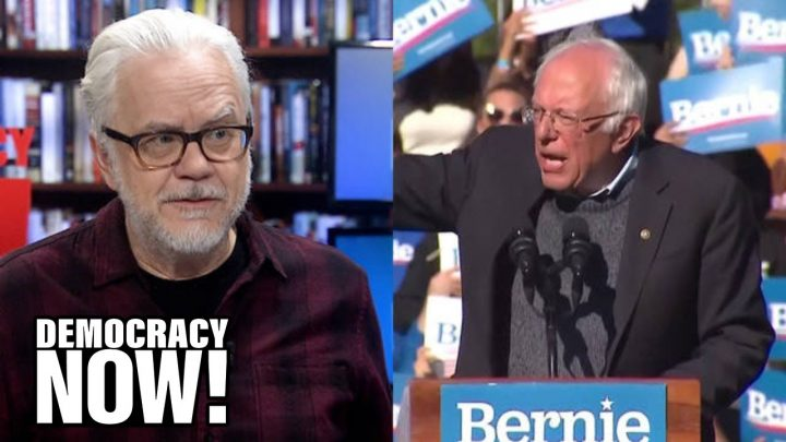 Tim Robbins: Bernie Sanders Is the Best Shot We Have to Defeat Donald Trump