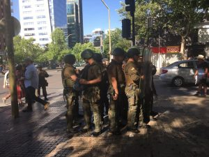 La corrupción de Carabineros de Chile