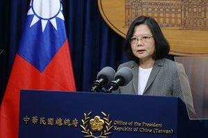 ¿La OTAN en ayuda de Taiwán?