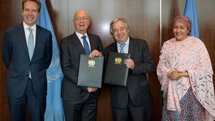 """Davos: """"Partnerschaft"""" von UN und Weltwirtschaftsforum beenden!"""