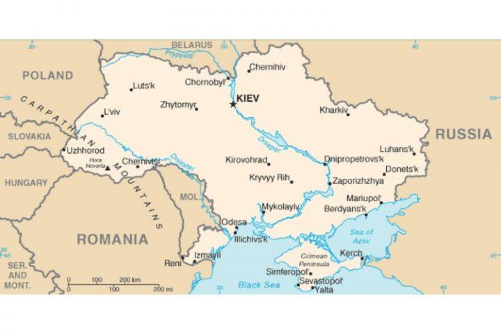 L'Ukraine oubliée ?