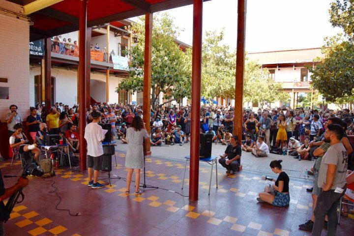 Chile: Cerca de mil personas participaron en el Primer Encuentro Regional de la Coordinadora de Asambleas Territoriales