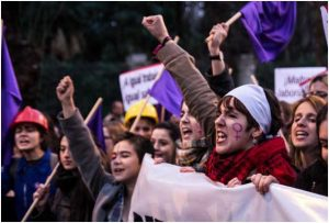 "Women Activists Escalate Demand for ""Bodily Autonomy"" as 19 Nations Dissent"