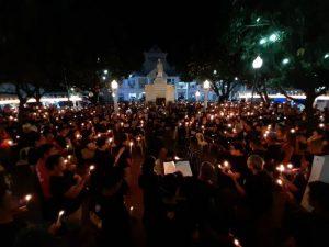 Ciudad artística filipina se une contra prórroga de operaciones mineras